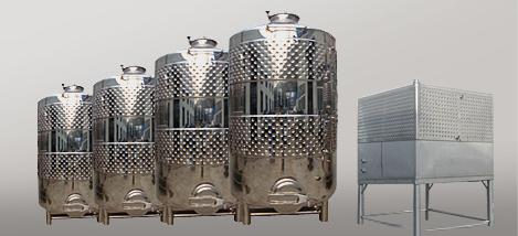 포도주 양조법 용 장비